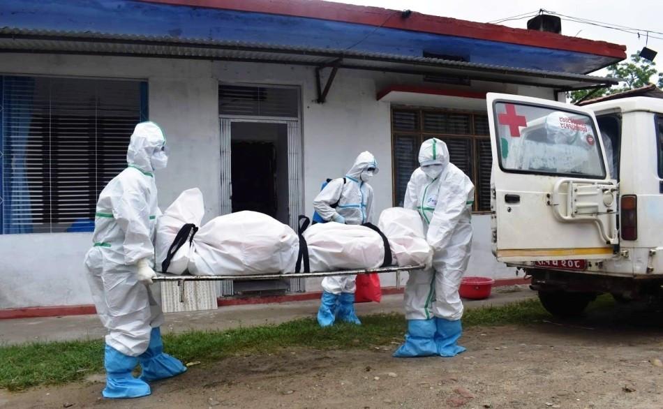 कोरोना संक्रमणबाट थप ११ जनाको ज्यान गयो, ज्यान गुमाउनेको संख्या ३७१ पुग्यो