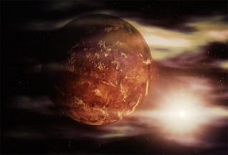 शुक्र ग्रहमा  ज्वालामुखीसंगै कोरोना भेटियो