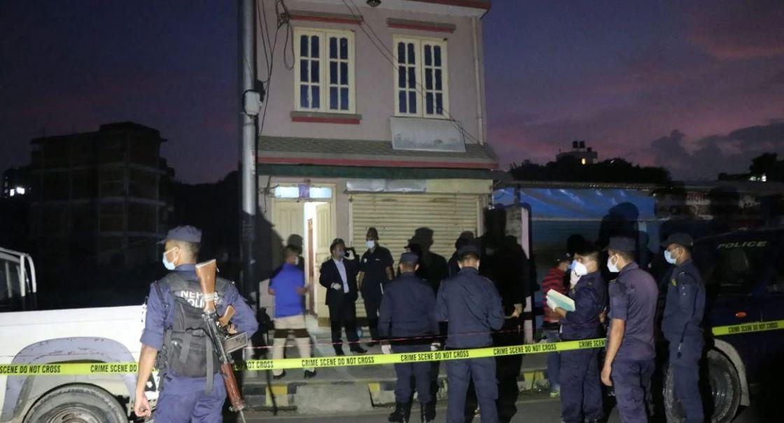 भक्तपुर घटनाको पोष्टमार्टम रिपोर्ट : श्रीमती र छोरा हत्याको २४ घन्टापछि आत्महत्या !
