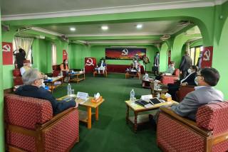 नेकपाको सचिवालय बैठक आज बस्दै, मन्त्री हेरफेरको मापदण्ड बनाउने तयारी
