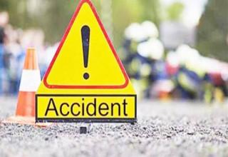 ट्राफिक आइल्याण्डमा ठोक्किएर स्कुटर चालकको मृत्यु