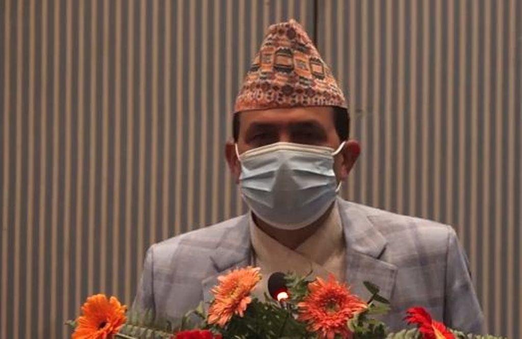 नेपालमा दुई प्रतिशत जनसंख्यालाई कोरोना संक्रमण हुन्छः स्वास्थ्यमन्त्री ढकाल